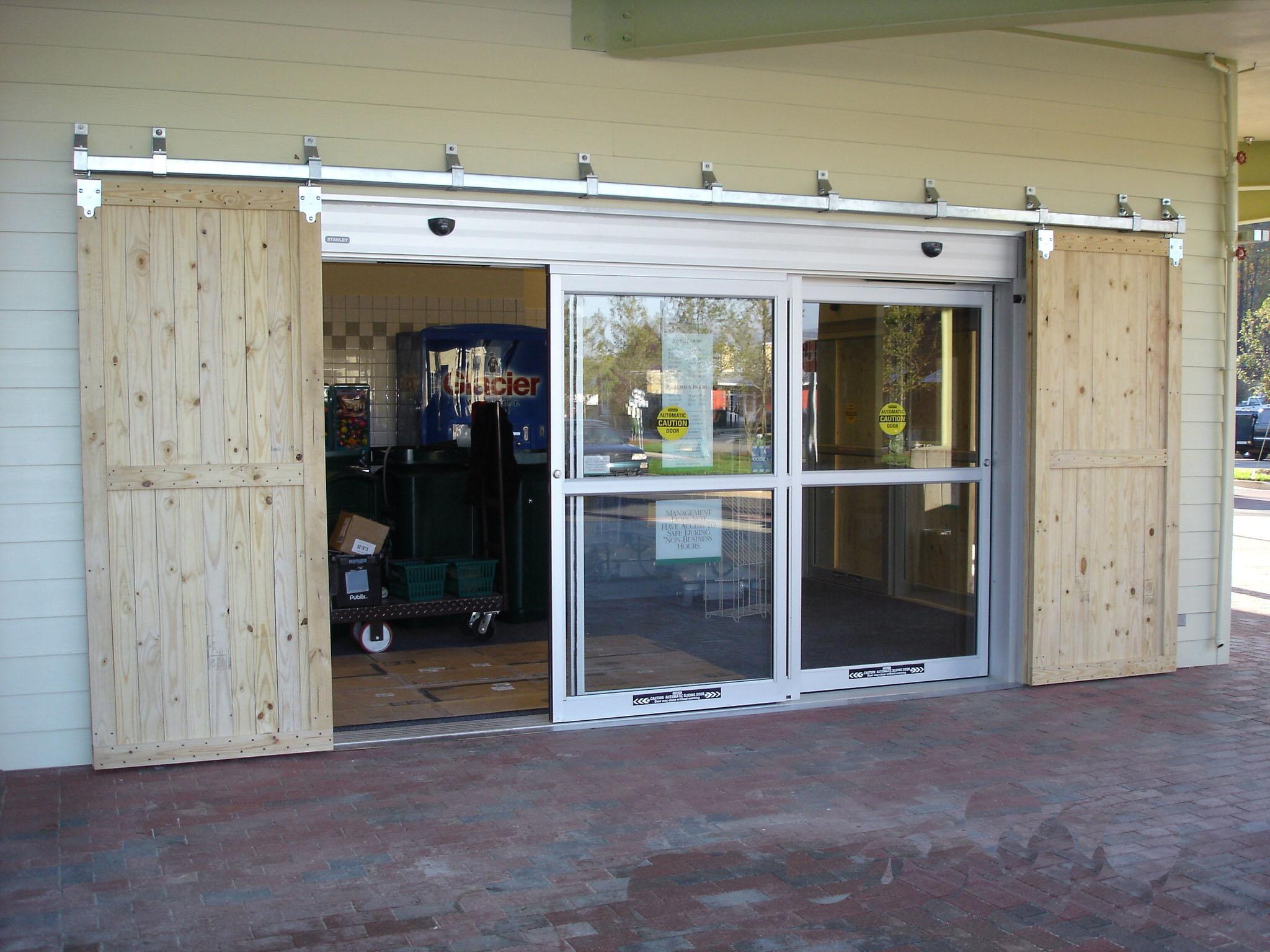 Barn door strap hinges - Supermarketdoors