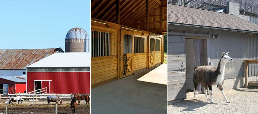 Specialty Hardware for Barns