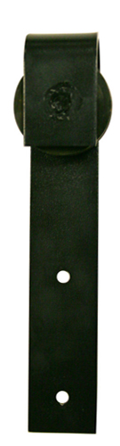 Series 105 Traditional Flat Track Hanger, Powder Coated