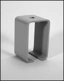 Series 232 Bracket, Overhead Center – Zinc Plated