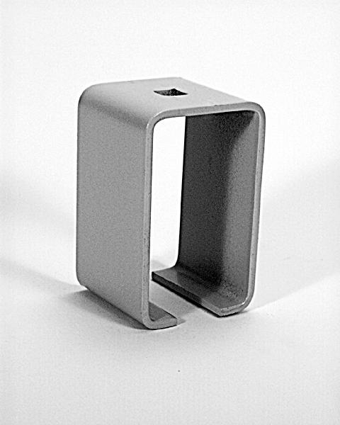 Series 376 Bracket, Overhead Center – Zinc Plated