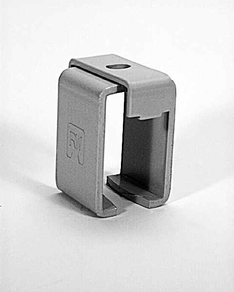 Series 376 Bracket, Overhead Lock-Joint® – Zinc Plated
