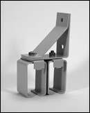 Series 376 Bracket, Sidewall Double Lock-Joint®- Powder Coated