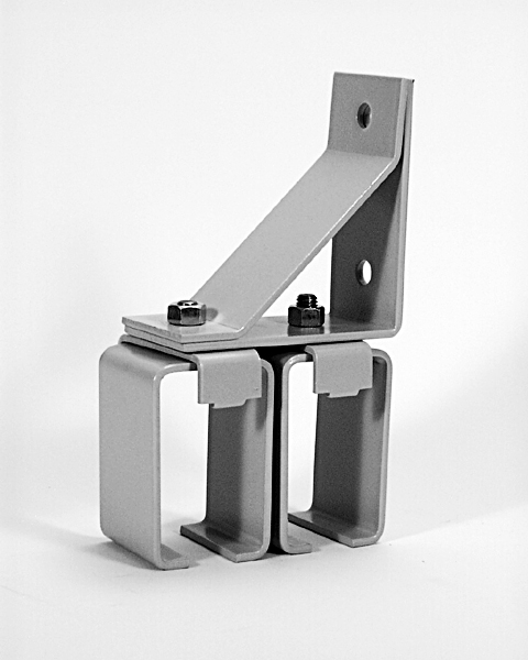 Series 376 Bracket, Sidewall Double Lock-Joint®- Zinc Plated