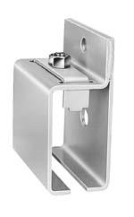 Series 888 Bracket, Sidewall Lock-Joint®  – Powder Coated