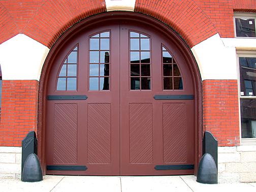 Aurora Fire Museum Door & Historic Door Hardware and Preservation - RW Hardware