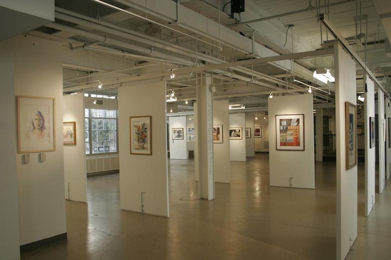 Google Works Art Gallery