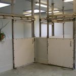 Zoo Vet Facility Sliding Doors