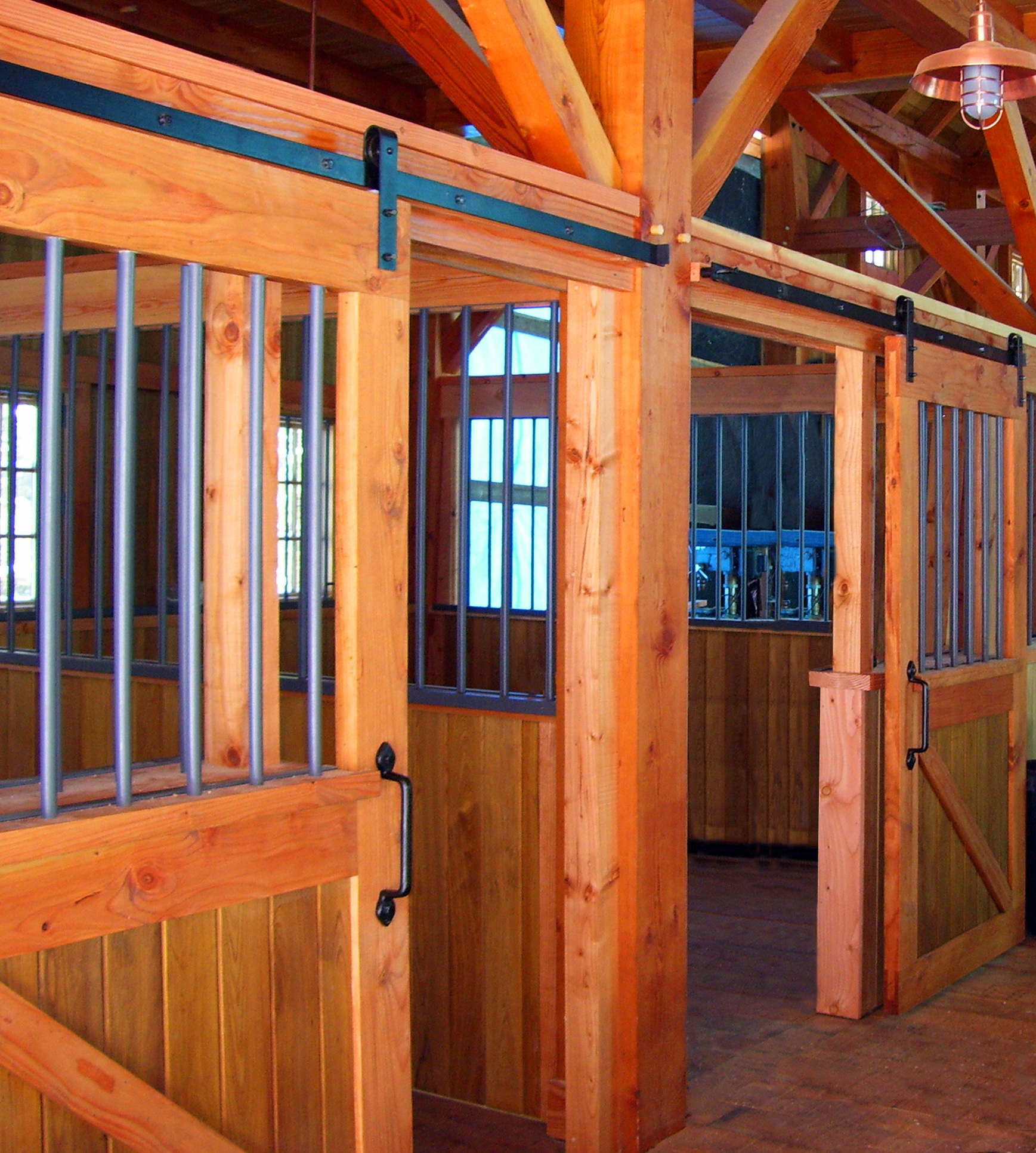 Specialty Door Hardware For Barns Stables