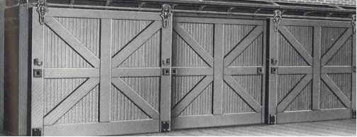 sliding garage doorsSliding Doors Hardware  Flat Box Track Systems