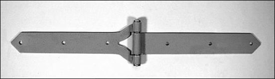 Swinging Door Strap Hinges And Hardware Rw Hardware