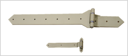 "48"" Long Hinge and 18"" Long Hinge"