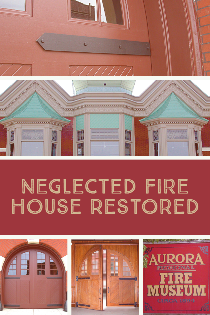 Neglected Fire House Restored to Commemorative Museum Status