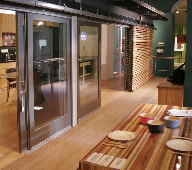Tips For Saving Space With Sliding Door Track Systems