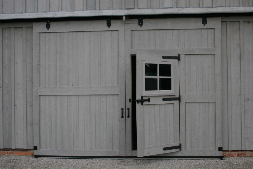 Why The Longevity Of Stable And Barn Door Hardware Is