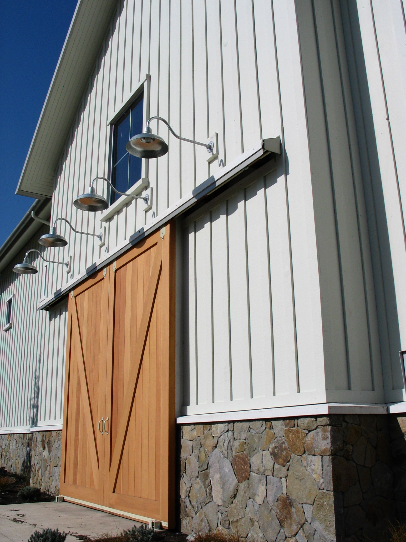 barn system sliding track door doors garage systemcustom new residential