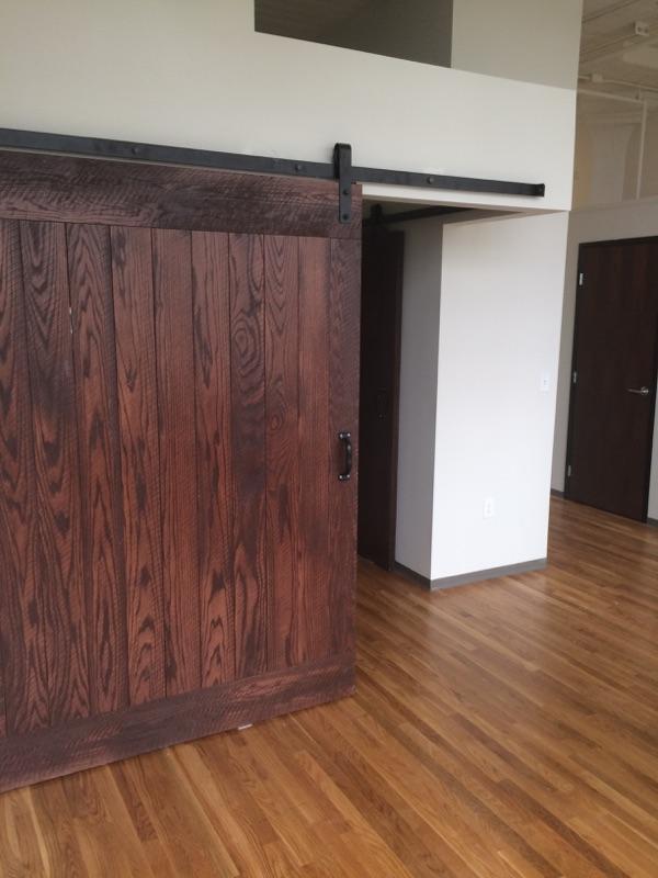 Sliding Doors Help Vacant Industrial Properties Retool for New Occupants