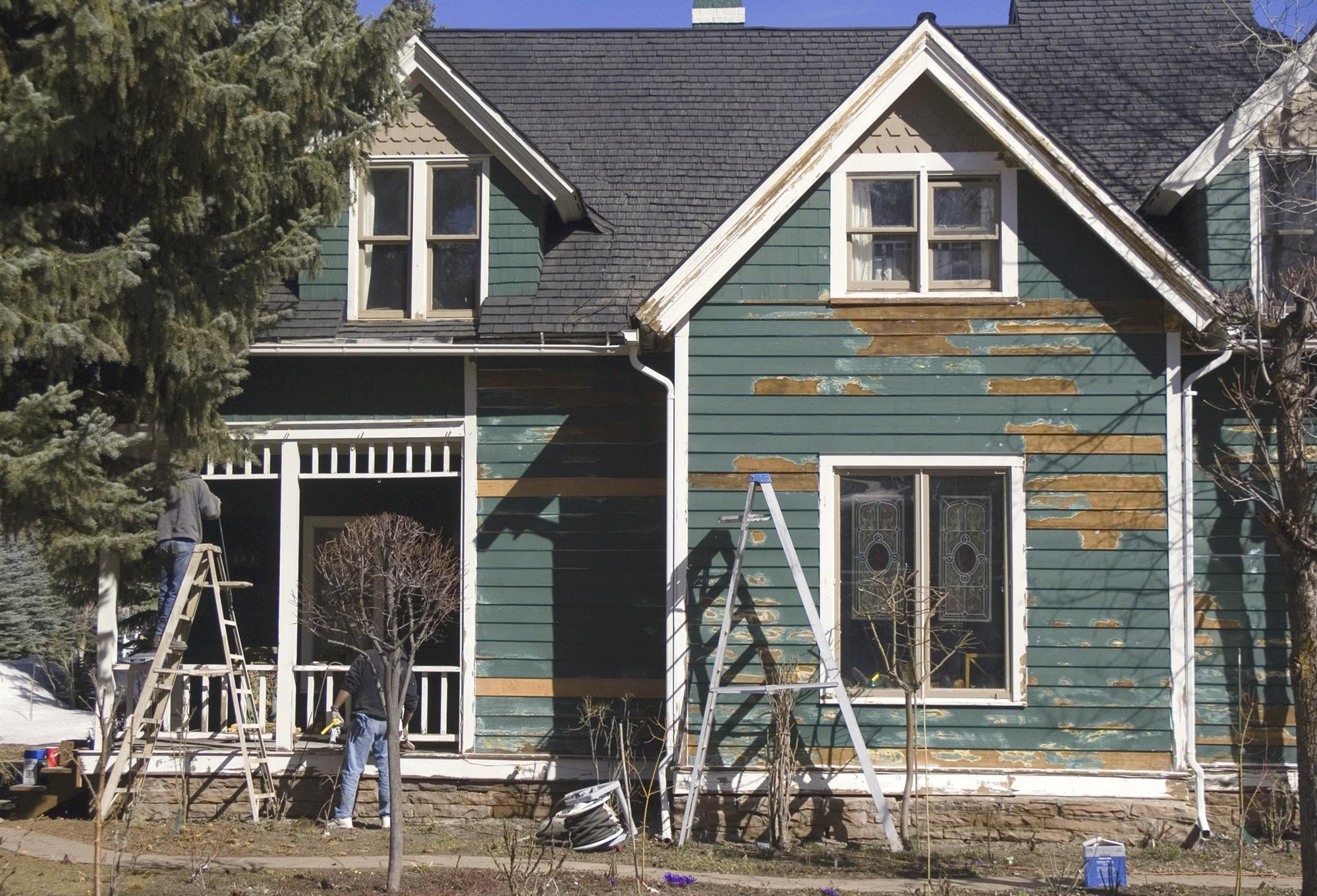 How Preserving the Appearance of Historical Buildings Helps Communities