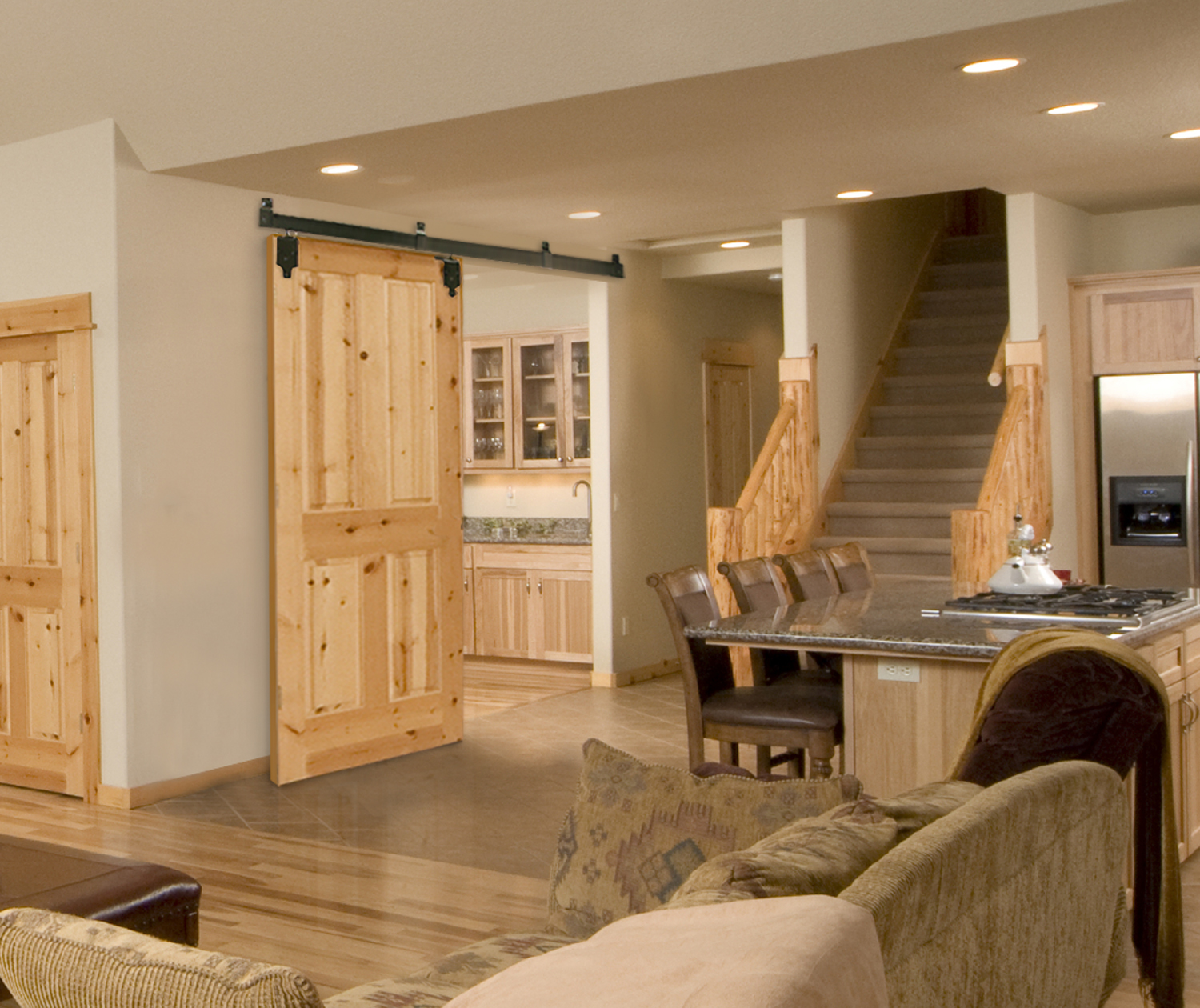 How to Apply the Rustic Modern Style to Your Living Spaces