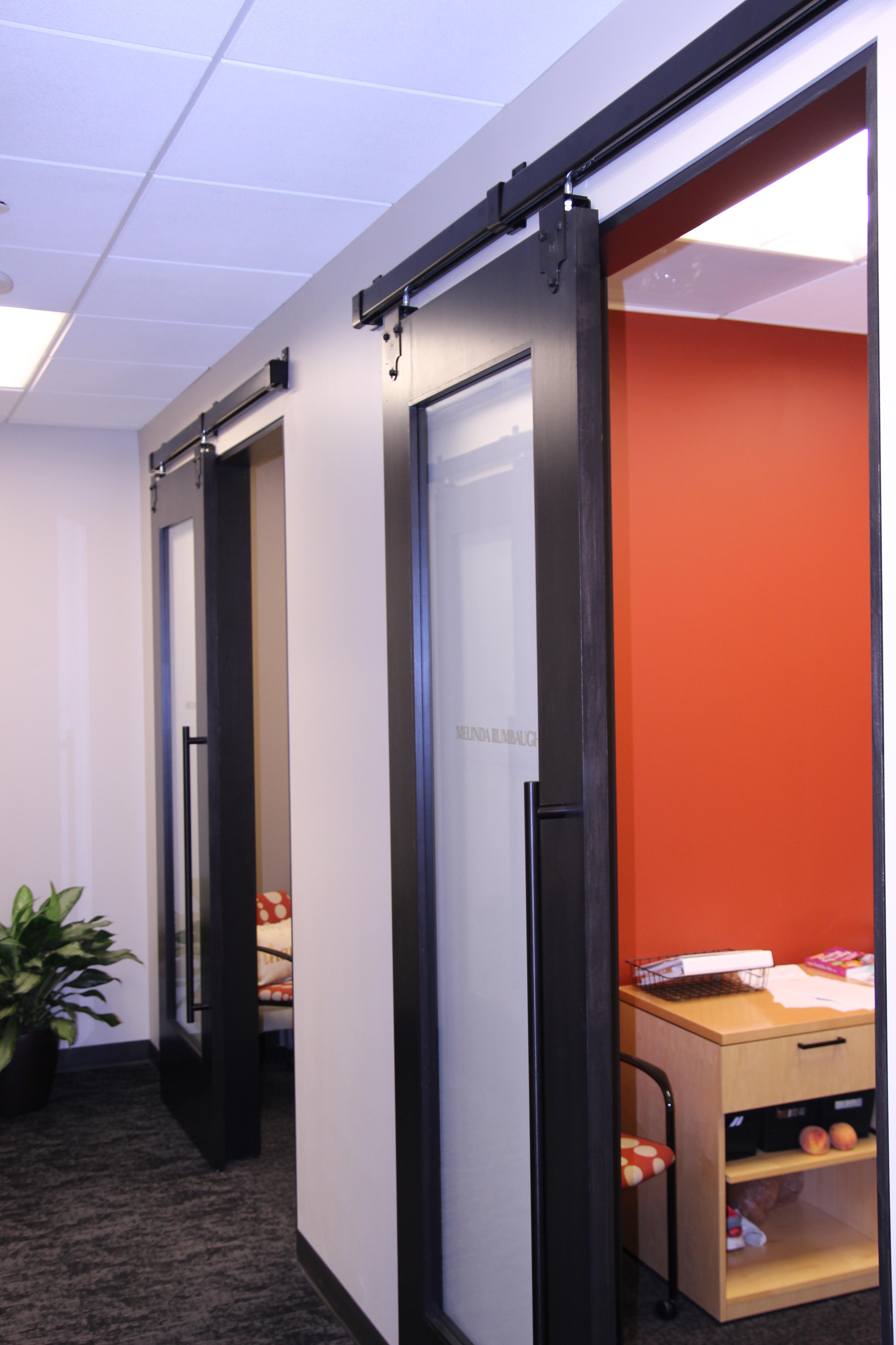 7188 Sliding Doors Help Vacant Industrial Properties Retool For New  Snapshot Of Sliding Doors On Rails