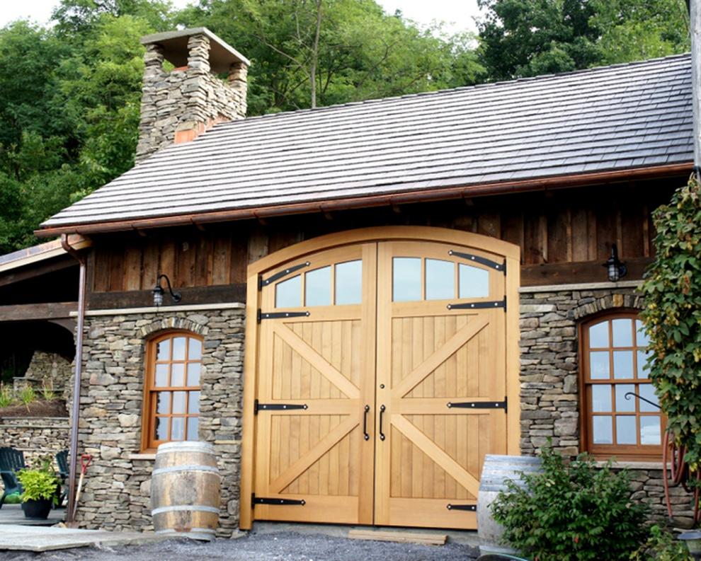 Different Styles of Specialty Doors and Door Hardware