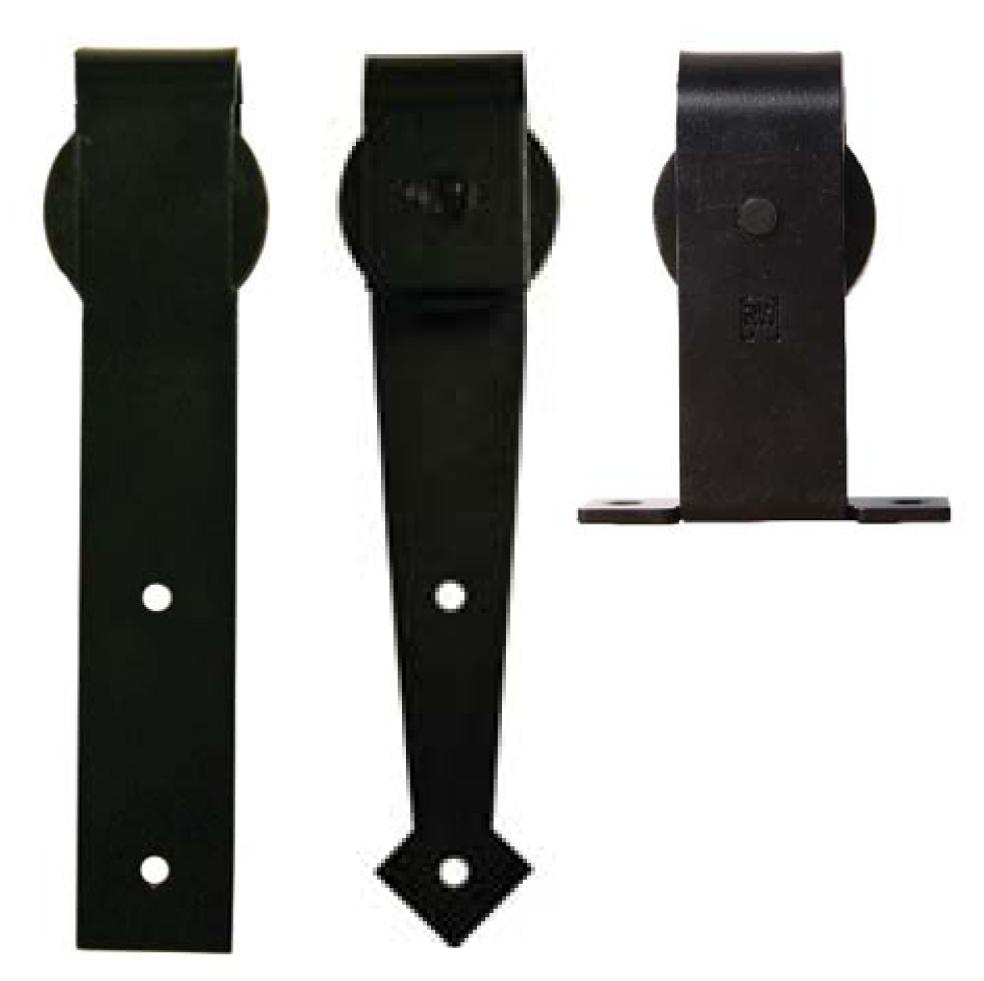 Choosing the correct sliding door track system for Track hanger