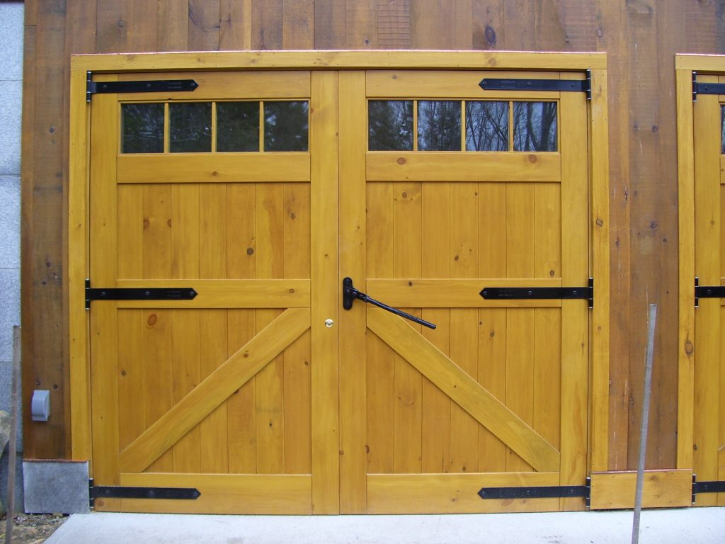 Rustic Hardware and Door Systems