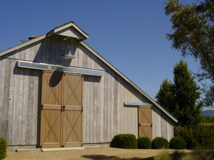 Specialty Door Hardware Solutions for Post and Frame Buildings